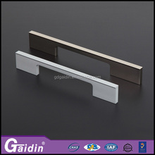 Foshan hardware supplies cabinet hardware new design modern fancy aluminum alloy cabinet handles