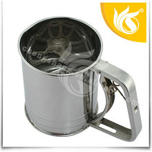 Stainless Steel Kitchen Flour Sifter