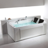 FC-224A free standing jetted bathtubs