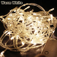 F5 LED Waterproof String Light Decorative outfit Suit for Xmas Outdoor Fairy lighting Christmas decoration 2018