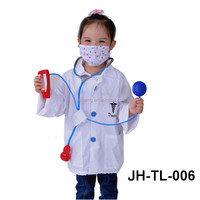 hot sale custom docters and nurse baby halloween costumes for kids