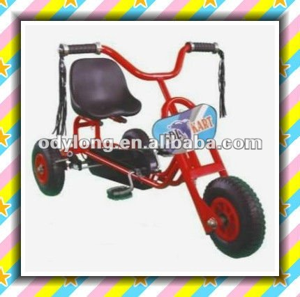 New design children pedal go kart,baby tricycle with CE certification FTF90