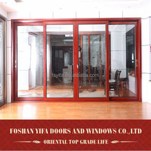 Aluminum extrusion profile restaurant lift and sliding door