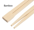 chinese wholesale paper bag packing customized chopstick gift box bamboo chopsticks