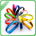 Fashion Wholesale Silicone Custom Wristbands for 2014 World Cup