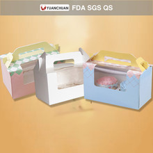 Various high quality cupcake box from China manufacturer