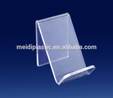 acrylic mobile phone display holder, acrylic display