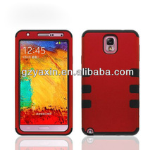 Qwerty Mobile Phone Case For Samsung Note3,Popular Funky Mobile Phone Case,Red Color Case
