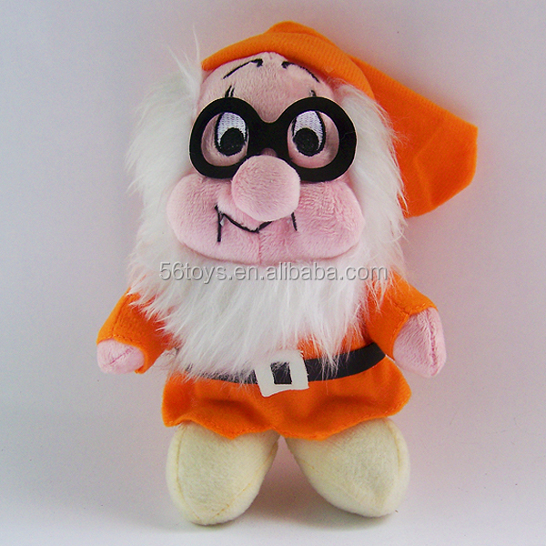 Santa Claus plush toys stuffed Christmas Father promotional Christmas gifts