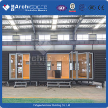 China manufacturer prefab modular guest house with CE&ISO