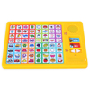 ABS Plastic Type and Plastic Material children sound board book