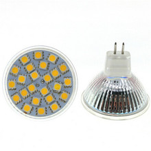 2700K DC12V input without glass frontside led spotlight mr11 3w