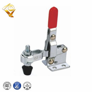 Hot sale customized vertical type hold down toggle clamp