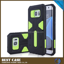 Hot Selling Cool Design Shockproof Armor Combo Case For Samsung Galaxy S4 Cover Case