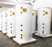 500L Hot water tank with coils, heat exchanger water cylinder
