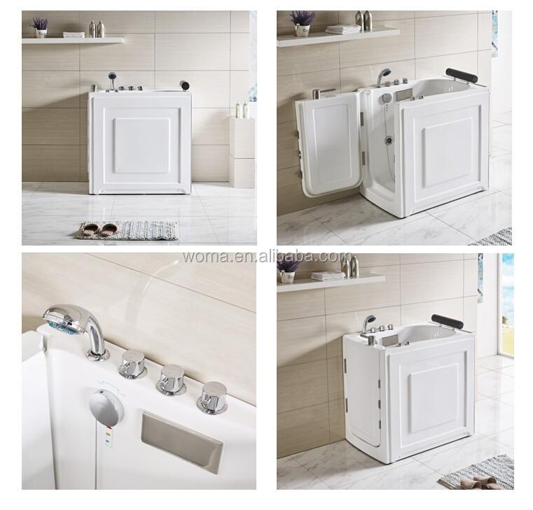 Box doccia vasca combo disabilit vasca da bagno profonda vasca con sedile q376 portatile - Bagno portatile ...