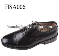 DH,pointy style genuine leathe black lace up 2013 new mens military police shoes
