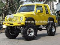 SUZUKI 4X4 LIFT KITS 5''