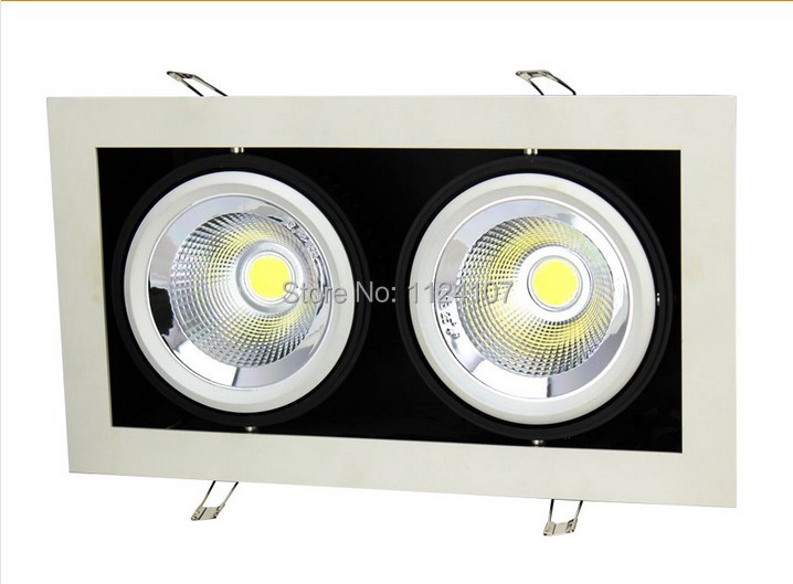 High power light source, Integrated chip AC85-265V COB 40W LED down light High CRI,Brighter,Long lasting-T16313940