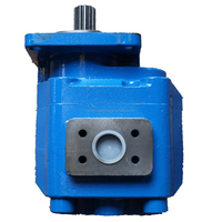 JHP3 rotary gear pump China made brand, for forklift and mini excavator