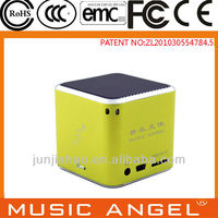 Music Angel TF wireless portable speaker for outdoor concert