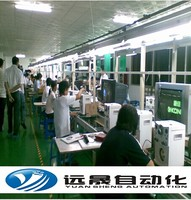computer assembly line/assembly line conveyor belt/laptop assembly line working tables