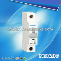 NOB7 High Breaking Circuit Breaker Miniatura Disjuntores