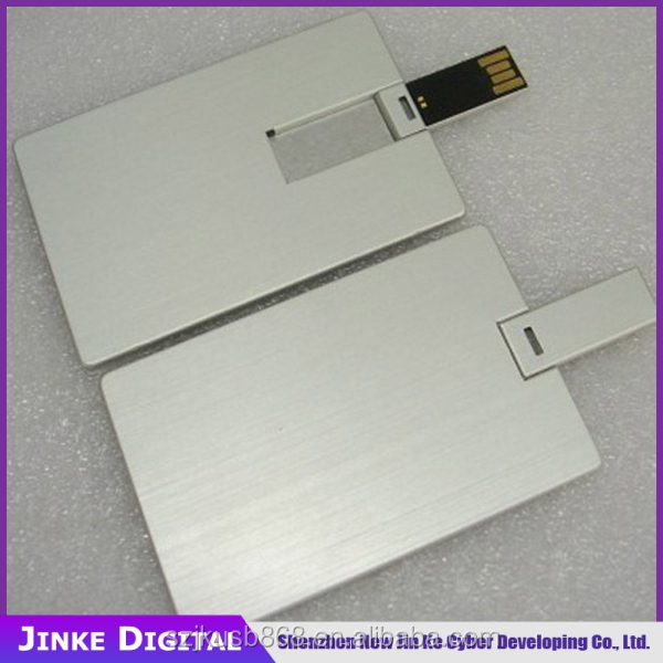 Business card usb flash drive with free logo 4gb 8gb 16gb for Business card usb flash drive