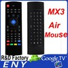 High Quality 2.4g Remote Control 6-Axis Gyro Smart Remote Controller Mx3 Air Mouse