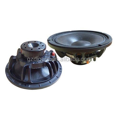 pro audio system loudspeaker component for promotion
