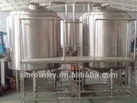 turnkey one stop service 2000l micro beer brewing equipment