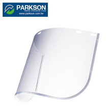 PARKSON SAFETY Taiwan High Quality Clear PC Medical Face Shield Protection Visor CE EN166 FC-45 dental protective face shield
