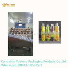 formed or shaped cool sport isotonic drinks (Grape/orange/lemon) premade pouch/tubes filling and sealing packaging machine