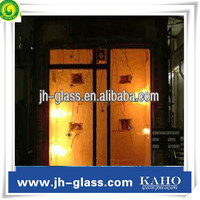 3 hour fire rated door glass