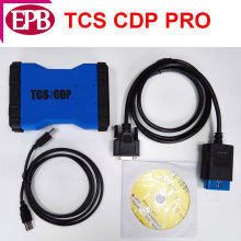 Hot sale diagnostic-tool TCS CDP PRO BLUE color with bluetooth plus flight recorder function Diagnostic scanner for cars