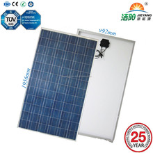 High efficiency and Good Quality 240W poly Solar Panel for home use, with A grade solar cells