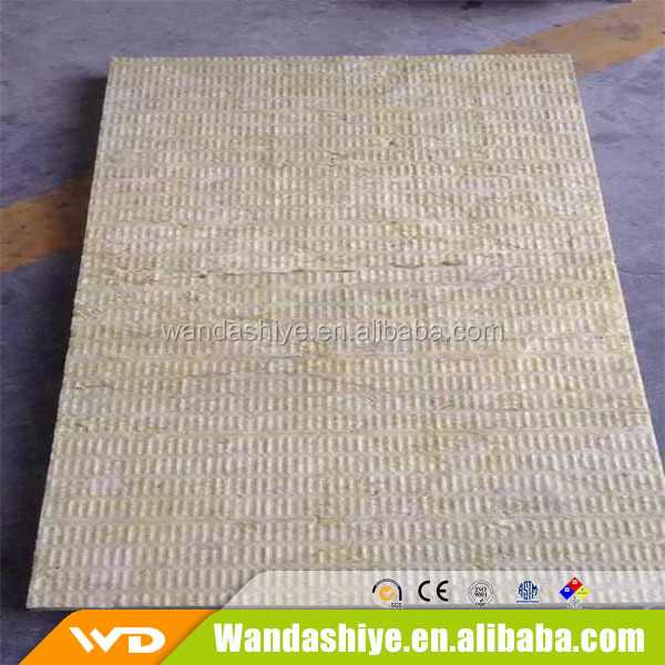 WANDA rock wool board /pipe/felt insulation materials