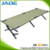 High quality adjustable metal bed frame wholesales single cot camping folding beds
