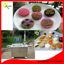 full automatic moon cake filling /forming/tray arranging machine/production line