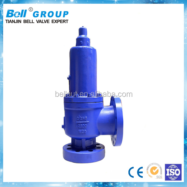 3 Inch 600Lb Safety Relief Valve