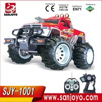 1:4 Scale Monster Truck RC 4WD Off-Road Series radio control buggy car 4wd rc monster truck SJY-1002