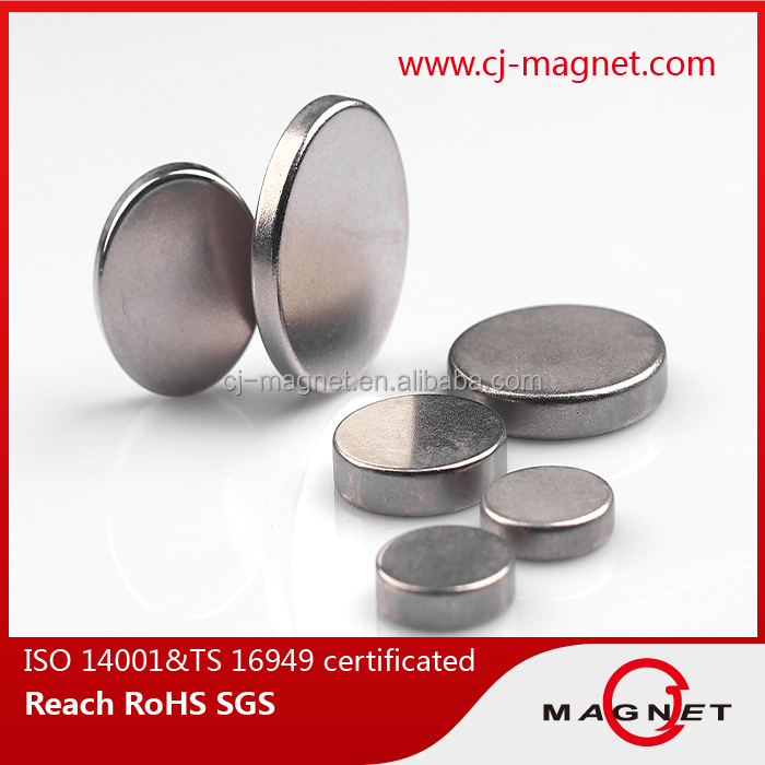 N38SH Neodymium Permanent Magnet for Automotive Engine