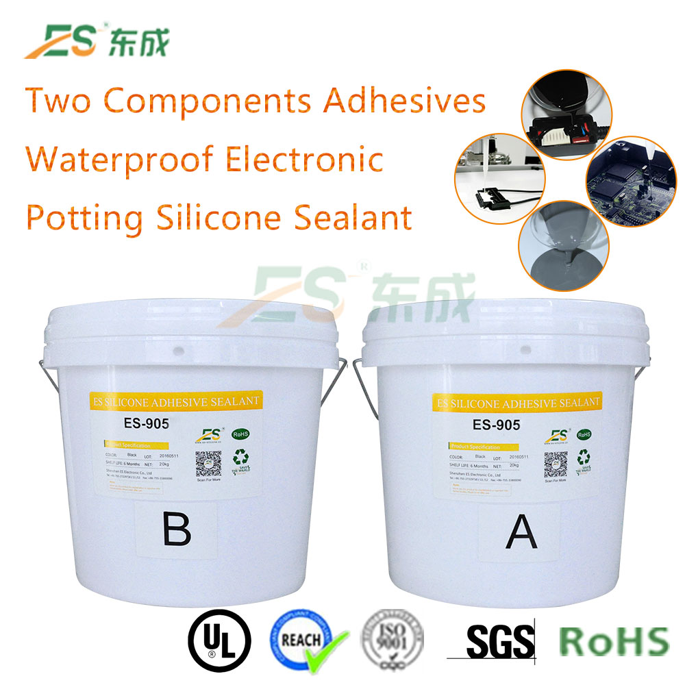 Electrical Potting Compound Pouring Sealant Double Component Waterproof