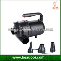 High power electric pump for large pool and inflatable sofa