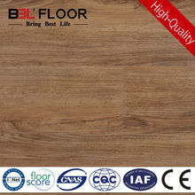 5mm Coffee Bean Antique Wood Texture Interlocking Plastic Floor Tiles BBL-98228-6
