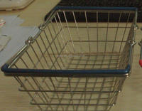 Children Mini Super Mall Wire Mech Shopping Basket For SaleRH-SX09-4