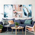 Canvas Art Printing Abstract Modern Painting For Living Room
