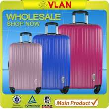 made in China VIP hardshell sky travel fashion luggage for wholesale 2016