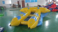 Exaiting Water Game Towable Inflatable Flying Fish for Sea
