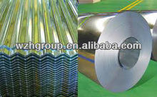 Hot Dipped Galvanized Steel Coil with Passivated /Anti Finger Steel